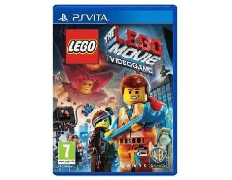 LEGO THE MOVIE VIDEOGAME PS VITA (USADO)