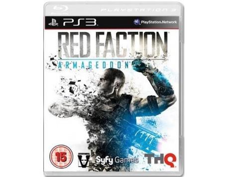 RED FACTION ARMAGEDDON PS3 (USADO)