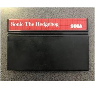 SONIC THE HEDGEHOG MS (USADO)
