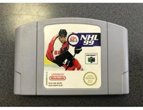 NHL 99 N64 (USADO)