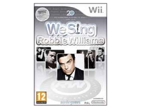 WE SING ROBBIE WILLIAMS WII
