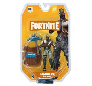 FIGURA FORTNITE SOLO MODE BANDOLIER