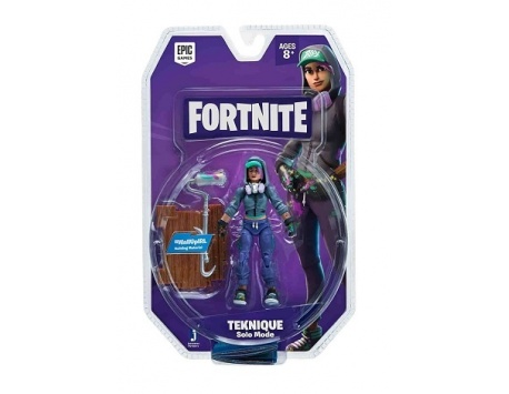 FIGURA FORTNITE SOLO MODE TEKNIQUE