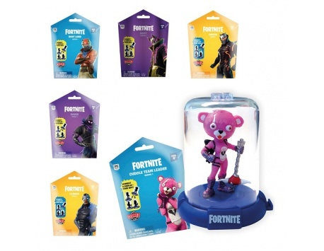 MINIFIGURAS FORTNITE DOMEZ SERIES 1