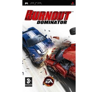 BURNOUT DOMINATOR PSP (USADO)