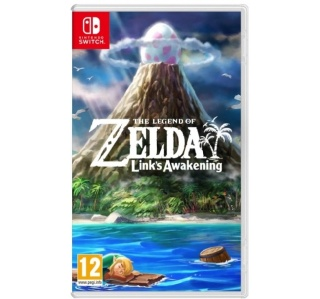 THE LEGEND OF ZELDA LINK´S AWAKENING NINTENDO SWITCH