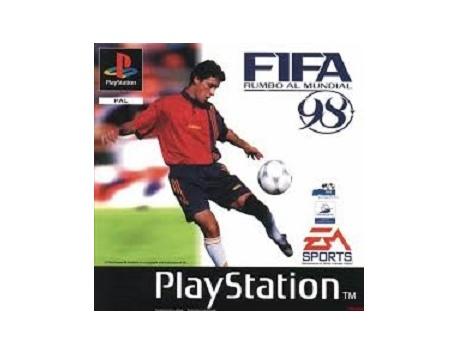 FIFA ROAD TO WORLD CUP 98 PS (USADO)