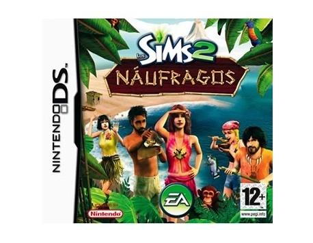 OS SIMS 2 NAUFRAGOS DS (USADO)