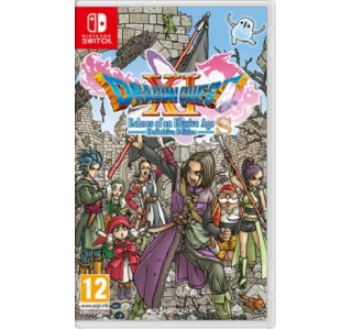 DRAGON QUEST XI ECHOES OF AN ELUSIVE AGE DEFINITIVE EDITION NINTENDO SWITCH