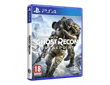 TC GHOST RECON BREAKPOINT PS4