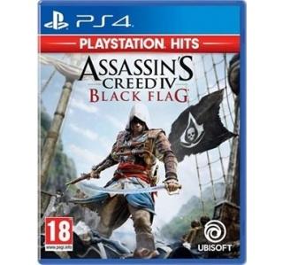 ASSASSIN'S CREED IV BLACK FLAG PS4