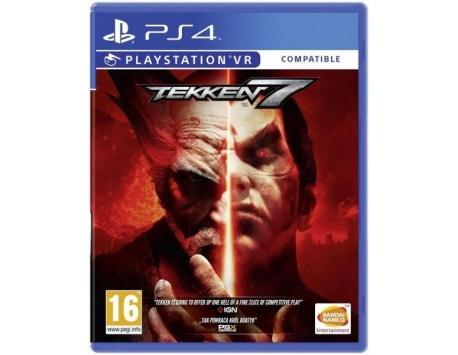 TEKKEN 7 PS4 (COMPATÍVEL COM PS VR)