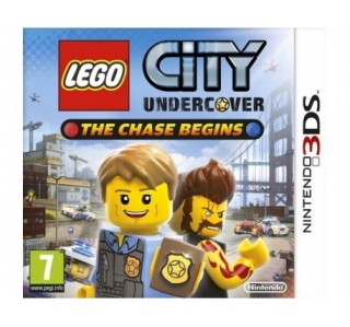 LEGO CITY UNDERCOVER THE CHASE BEGINS 3DS/2DS (USADO)
