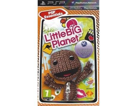 LITTLE BIB PLANET PSP (USADO)
