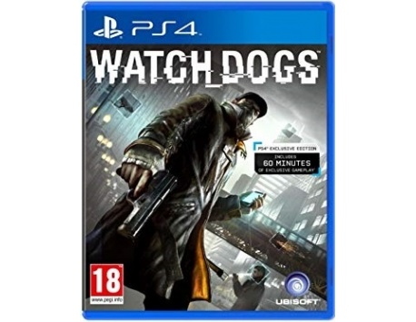 WATCH DOGS PS4 (USADO)