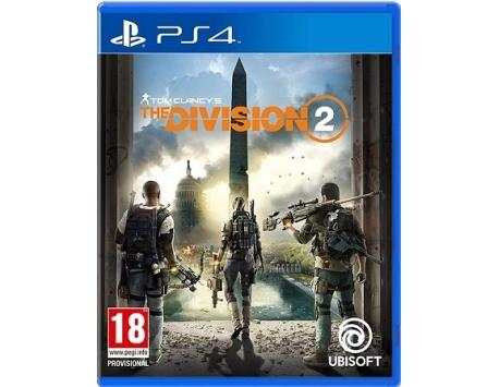 TC THE DIVISION 2 PS4 (USADO)