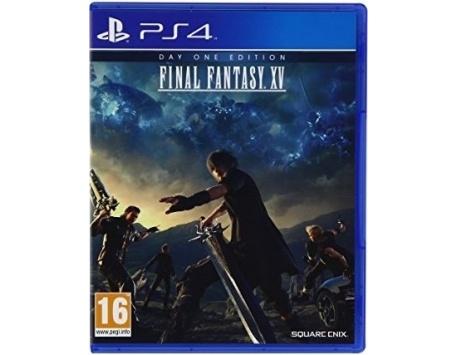FINAL FANTASY XV DAY ONE EDITION PS4 (USADO)