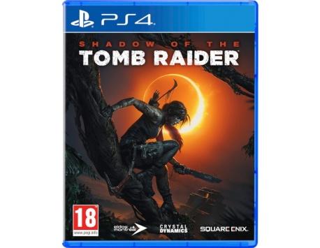 SHADOW OF THE TOMB RAIDER PS4 (USADO)