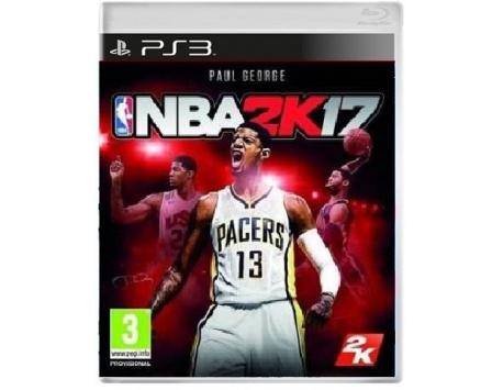 NBA 2K17 PS3 (USADO)