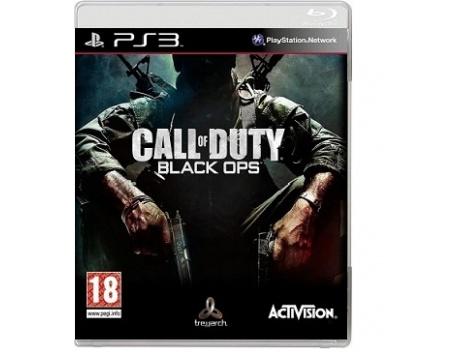 CALL OF DUTY BLACK OPS PS3 (USADO)