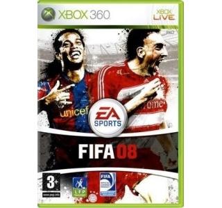 FIFA 08 XBOX 360 (USADO)
