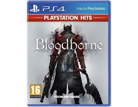 BLOODBORNE DAYS OF PLAY PS4