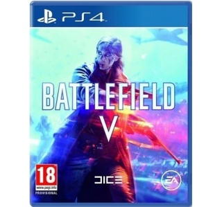 BATTLEFIELD V PS4 (USADO)