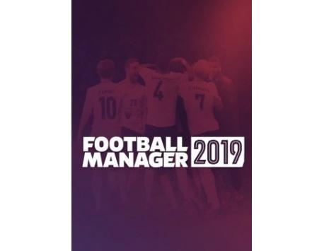 FOOTBALL MANAGER 2019 (VERSÃO DIGITAL) PC