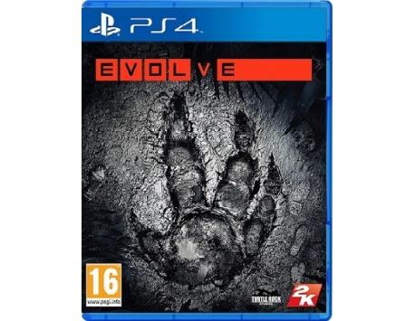 EVOLVE PS4 (USADO)