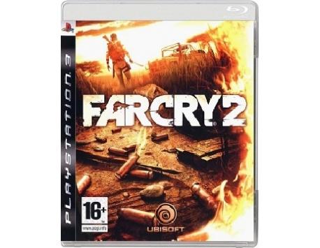 FAR CRY 2 PS3 (USADO)