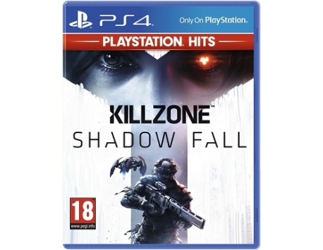 KILLZONE SHADOW FALL PS4 (USADO)