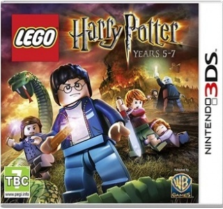 HARRY POTTER YEARS 5-7 3DS/2DS (USADO)