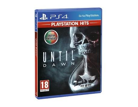 UNTIL DAWN PS4 (USADO)