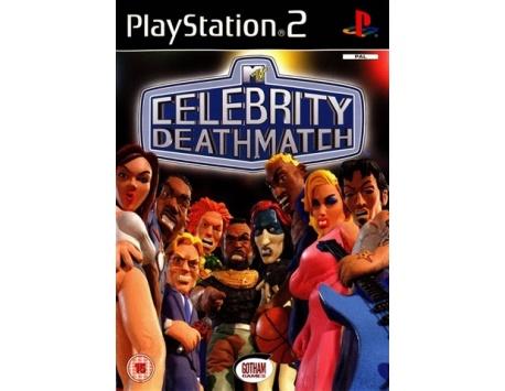 MTV CELEBRITY DEATHMATCH PS2 (USADO)