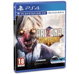 ARIZONA SUNSHINE PS4 (REQUER PS VR)