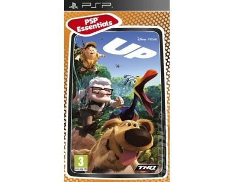 DISNEY'S PIXAR UP PSP (USADO)