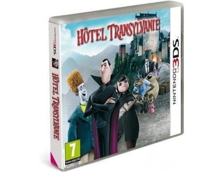 HOTEL TRANSYLVANIA 3DS/2DS (USADO)