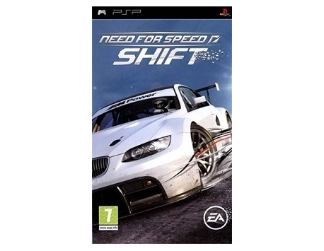 NEED FOR SPEED SHIFT PSP (USADO)