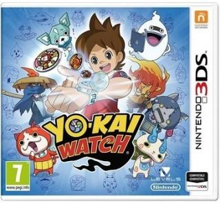 YO-KAI WATCH 3DS (USADO)