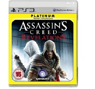 ASSASSIN'S CREED REVELATIONS PS3 (USADO)