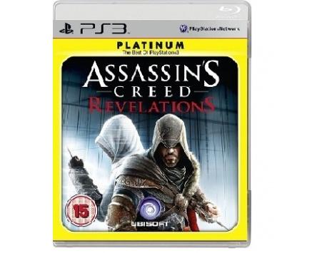 ASSASSIN'S CREED REVELATIONS PS3 (USADO)