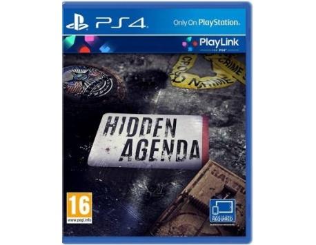 PLAYLINK HIDDEN AGENDA PS4 (USADO)