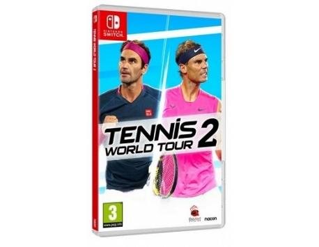 TENNIS WORLD TOUR 2 NINTENDO SWITCH