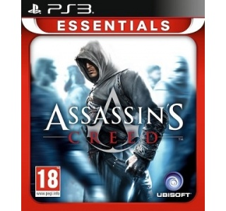 ASSASSIN'S CREED PS3 (USADO)