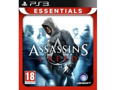 ASSASSIN'S CREED PS3 (USADO)