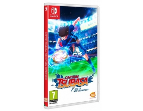 CAPTAIN TSUBASA RISE OF NEW CHAMPIONS NITENDO SWITCH