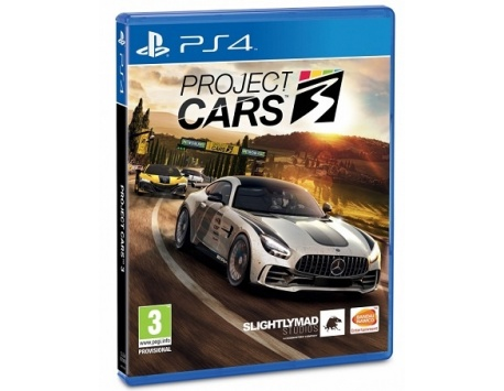 PROJECT CARS 3 PS4 -  BLACK FRIDAY 2020