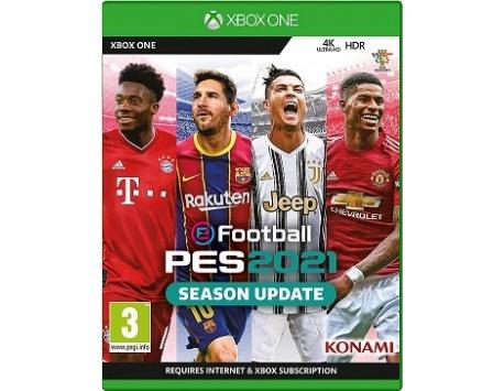 E-FOOTBALL PES 2021 XBOX ONE
