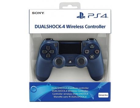 COMANDO SONY DUALSHOCK 4 V2 MIDNIGHT BLUE PS4