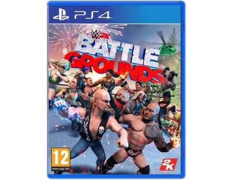 WWE 2K BATTLEGROUNDS PS4 - BLACK FRIDAY 2020